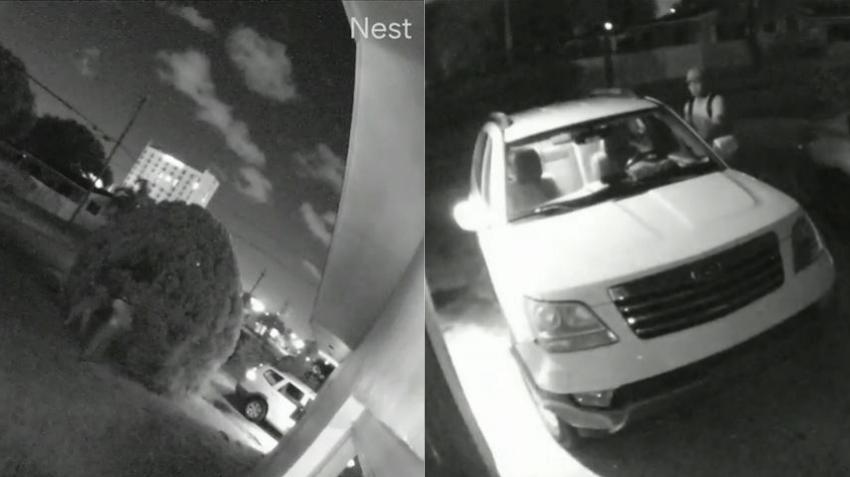 A punta de pistola le roban el auto a un conductor de Uber en Miami