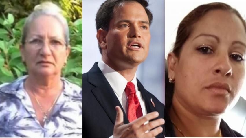 Opositora cubana escribe carta abierta a Marco Rubio para que ayude a su hija detenida en centro migratorio de Luisiana