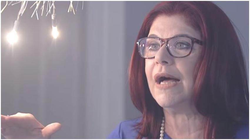 """Actriz cubana Susana Pérez se suma a la campaña #YoSíHabloDePolítica: """"Yo también hablo de política porque todos somos y tenemos una opinión política que nos influye y nos determina y, además, porque me da la gana"""""""