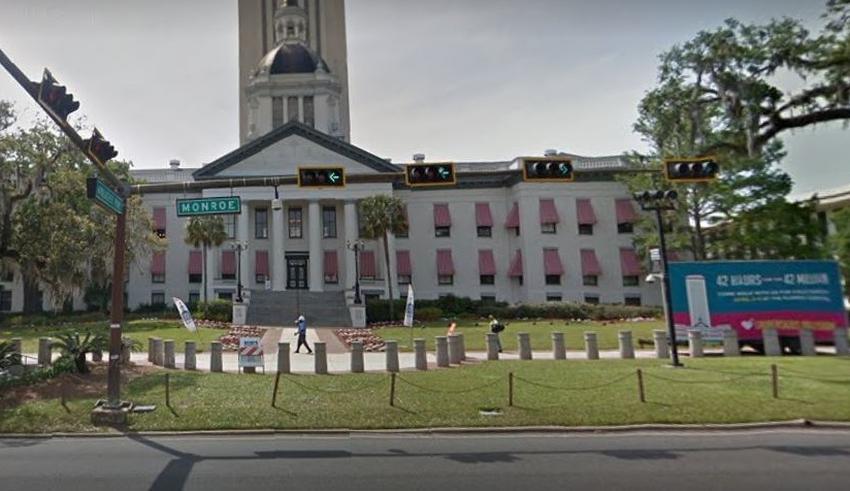 Cierran el Capitolio de la Florida por amenaza de bomba