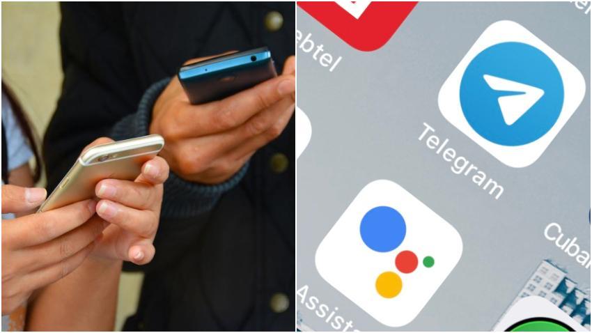 Plataforma Telegram se está volviendo muy popular en Cuba