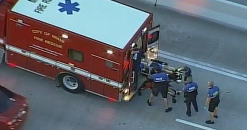Un hombre termina baleado tras un tiroteo en el Rickenbacker Causeway