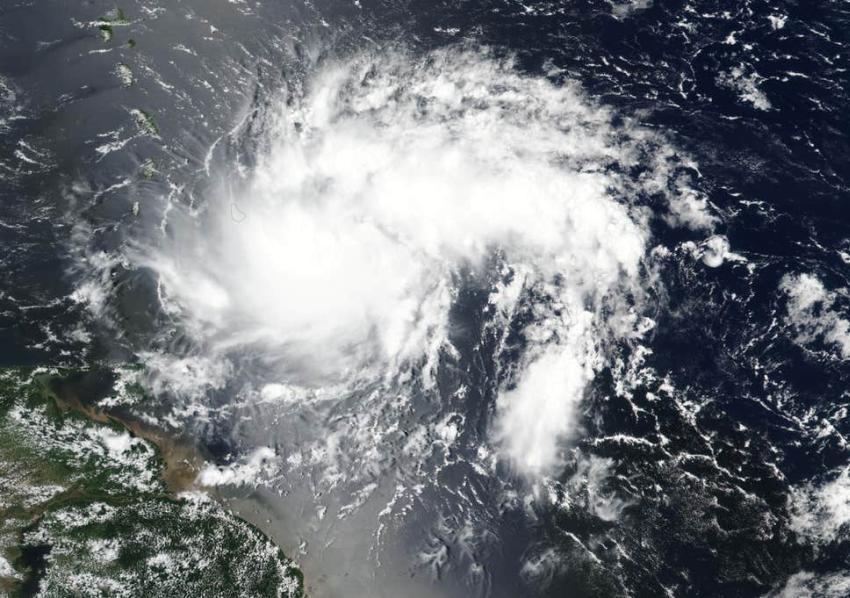 Puerto Rico se prepara para la llegada de la Tormenta Tropical Dorian