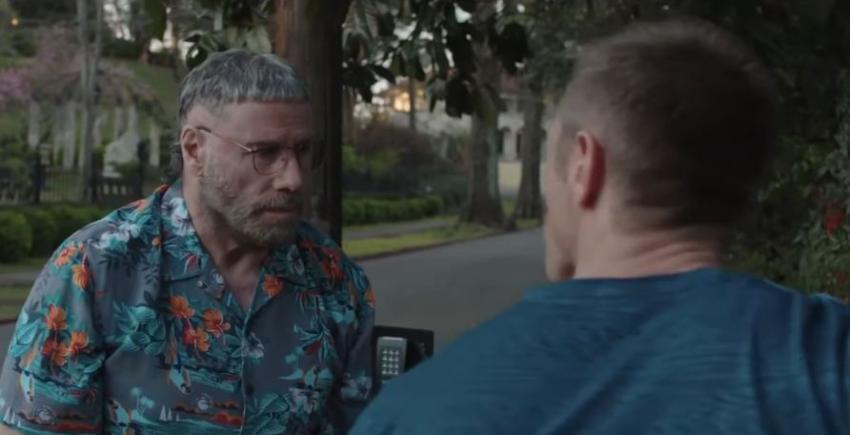"""John Travolta regresa a la gran pantalla con su nueva película """"El Fanático"""""""