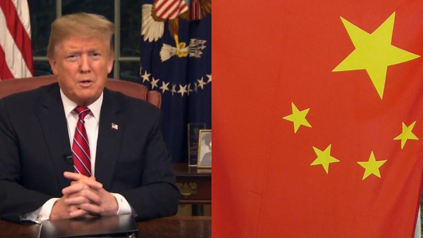 Presidente Trump no retrocede ante China, impondrá 10% de impuestos sobre 300 mil millones de dólares en productos chinos