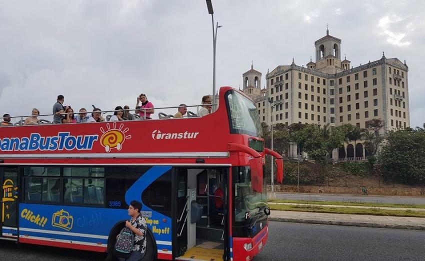 La llegada de turistas extranjeros a Cuba se redujo un 23.6% en julio