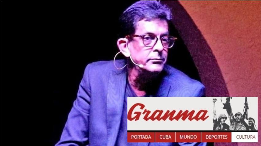 """Ulises Toirac sobre el artículo sobre el humor en el diario Granma: """"Primero han de cambiar los dirigentes que las necesidades del humor"""""""