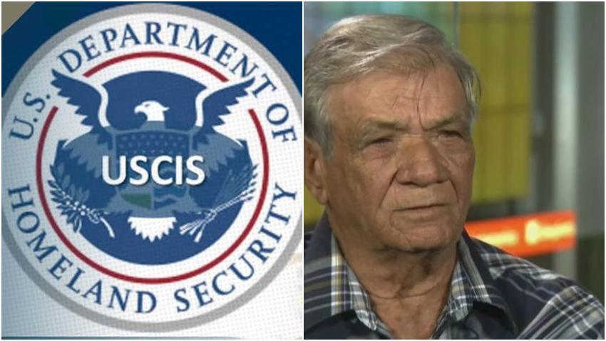 USCIS niega la ciudadanía a cubano que fue preso político en Cuba en los años 60 y fue traído a Estados Unidos por el propio gobierno estadounidense