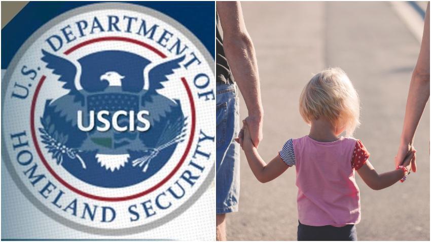 USCIS actualiza política para restringir la ciudadanía estadounidense para algunos hijos de ciudadanos estadounidenses que se encuentran trabajando para el gobierno en el exterior