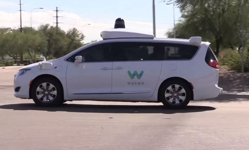 Carro autónomo de Google será probado bajo lluvia en Miami