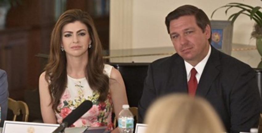 Primera Dama de Florida anuncia donación de $ 1 millón para necesidades de salud mental y prevención del suicidio adolescente