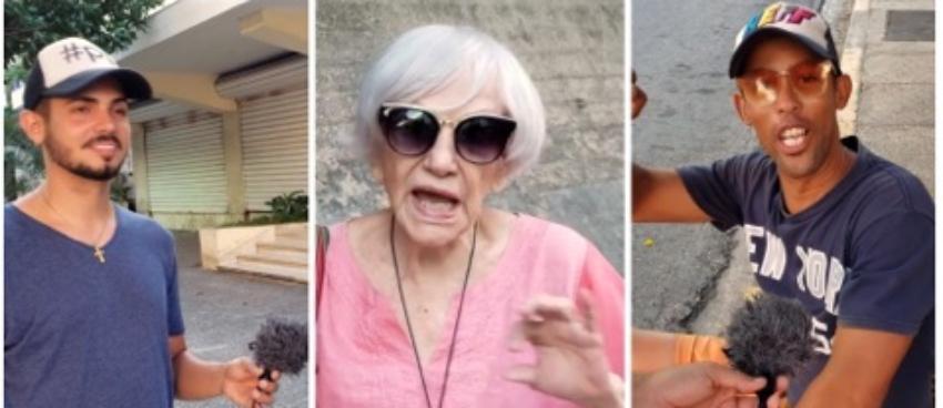 """Cubanos opinan sobre la crisis: """"Llevamos cincuenta y pico de años en esta bobería"""""""