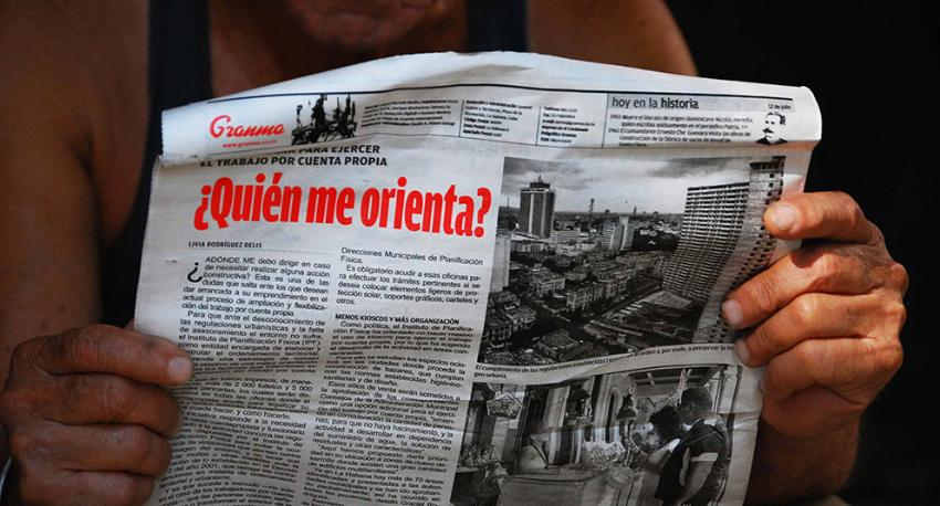 CPJ ubica a Cuba en el décimo puesto, entre los países con mayor censura a nivel mundial