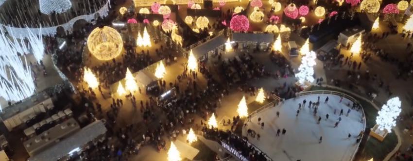 """El """"laberinto de luces navideñas más grande del mundo"""" llegará a Florida, los tickets ya están a la venta"""