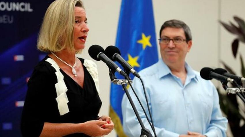 Eurodiputado cuestiona la complicidad de Mongherini con el régimen de La Habana