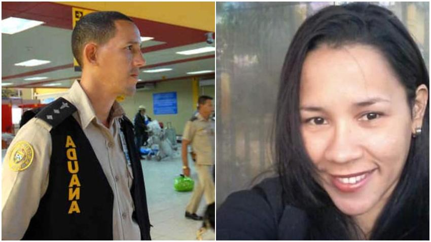 La Aduana de Cuba extorsiona a una activista que regresó a La Habana, procedente de Washington