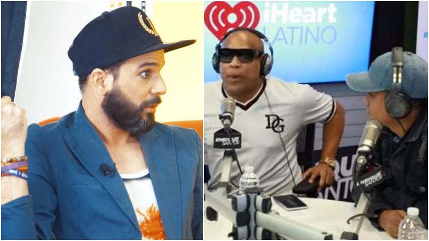 Presentador cubano Alexander Otaola contesta a Gente de Zona tras la entrevista con Enrique Santos