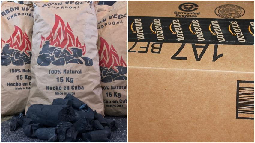 Cubano residente en Miami demanda a Amazon por vender carbón producido en la propiedad de su familia en Cuba