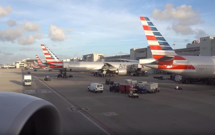 American Airlines suspende vuelos a Milán desde Miami y otras ciudades por el coronavirus
