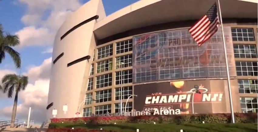 Compañía de películas para adultos pone $10 millones para sustituir el nombre de American Airlines en el Miami Arena