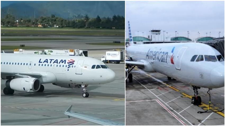 American Airlines y Latam Airlines Group son demandadas por sus operaciones en Cuba