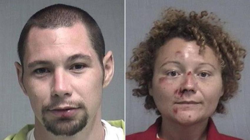 Pareja de Florida es atrapada teniendo sexo en patrulla de la policía después de ser arrestada por DUI
