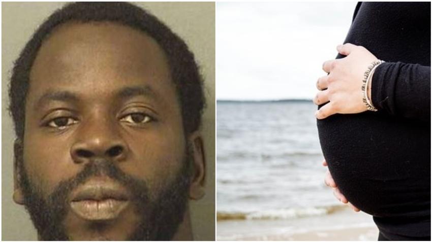 Hombre de Florida es arrestado por golpear a una mujer embarazada en el estómago para robarle el bolso