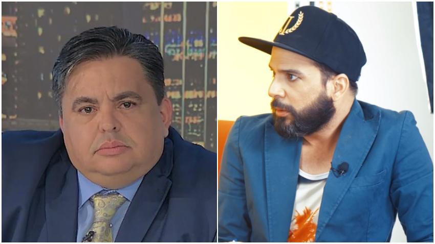 """Carlucho reclama a Otaola por mencionarlo entre los artistas cubanos en Miami que no apoyaron la convocatoria del fin de semana: """"Yo estaba haciendo por Cuba... Si te hacían falta nombres habían muchos más"""""""