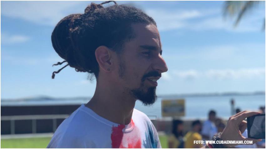"""Chucho del Chucho a los cubanos que critican todo lo que se hace por la libertad de Cuba: """"Es Ud el mejor resultado del experimento... eres lo que quieren que seas"""""""
