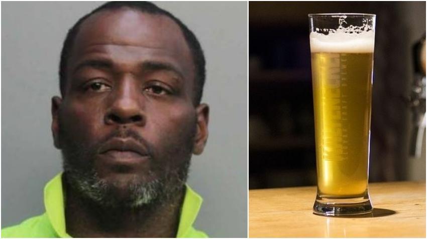 Un vendedor en Miami es arrestado por cobrar $724 por dos cervezas en un juego de los Dolphins