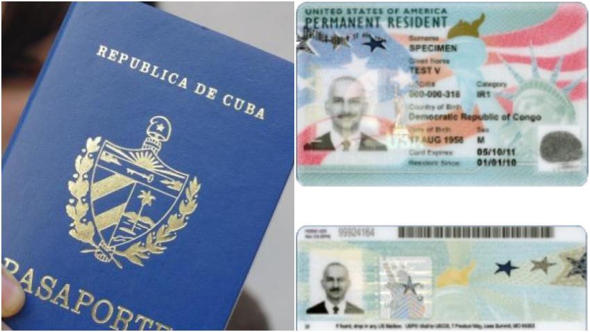 Países donde los cubanos con Residencia Permanente (Green Card) en Estados Unidos pueden viajar sin visa