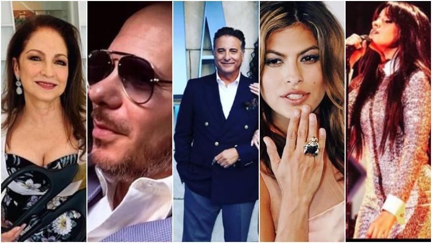 Celebridades de origen cubano cuyo patrimonio excede los 10 millones de dólares