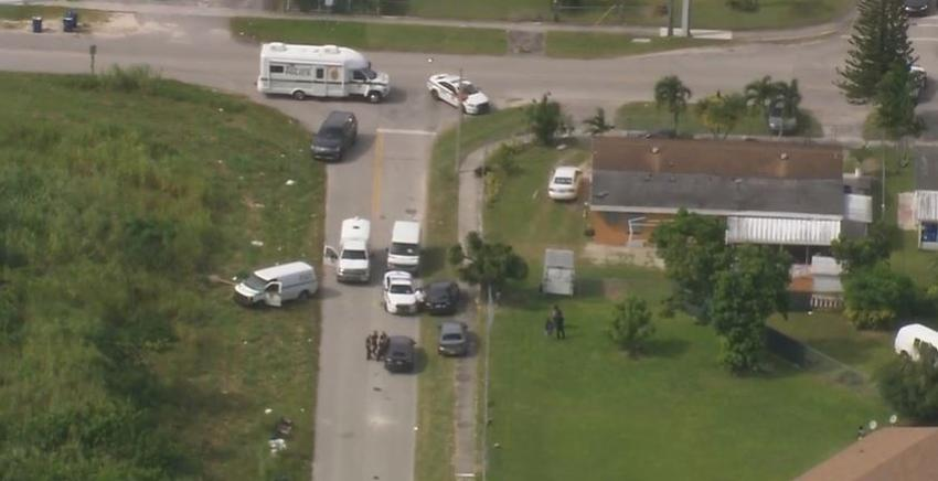 Encuentran dos cuerpos en un área aislada del suroeste de Miami