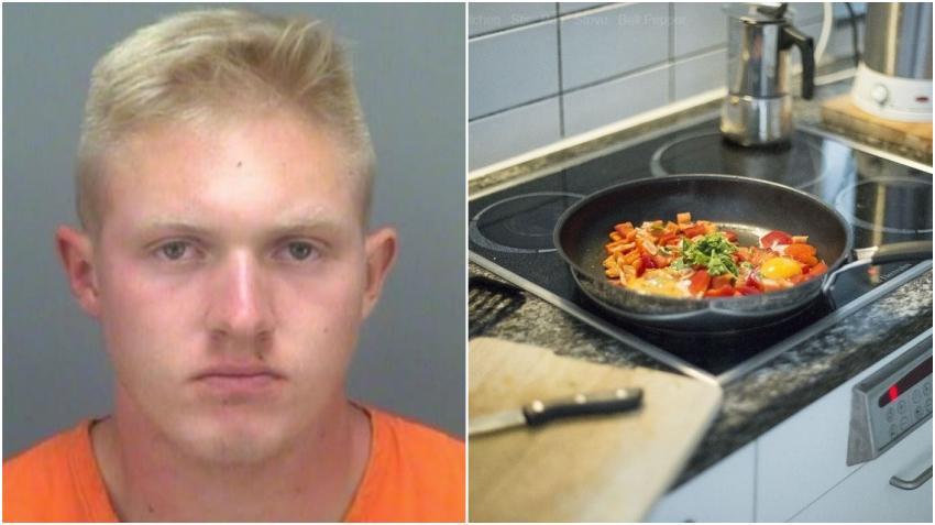 """Hombre borracho entra a una vivienda en Florida a prepararse desayuno y dice a los residentes que """"regresen a dormir"""""""