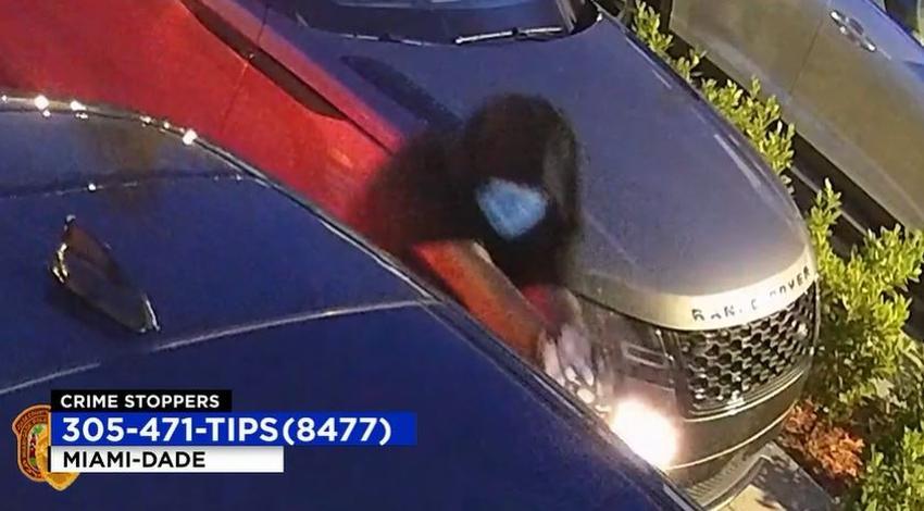 Hombre abre fuego contra el empresario cubanoamericano de Miami, Alex Vega, cuando estacionaba su auto afuera de su casa
