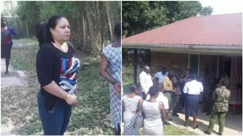 Roban dentro de la casa de una doctora cubana de misión en Kenia mientras ella estaba adentro
