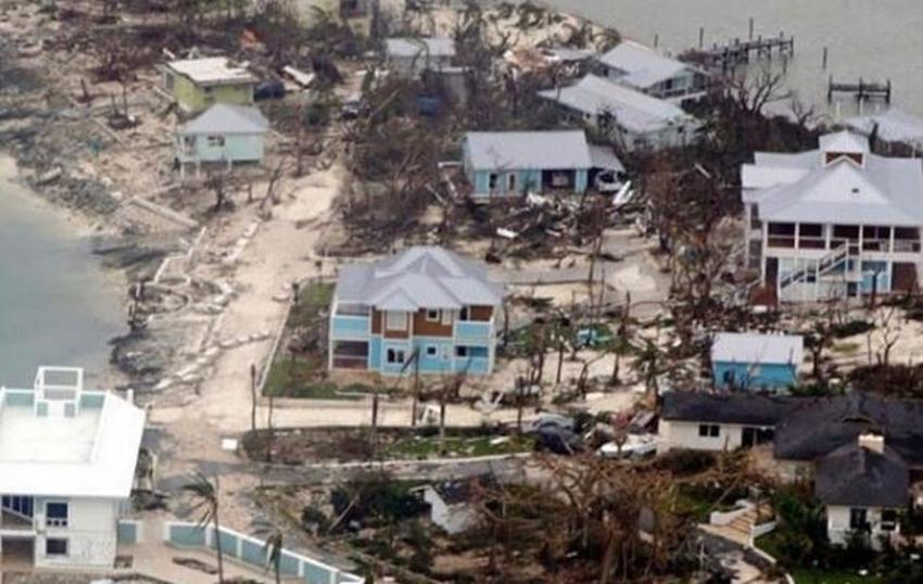 Número de muertos en Bahamas sube a 30 a causa del huracán Dorian