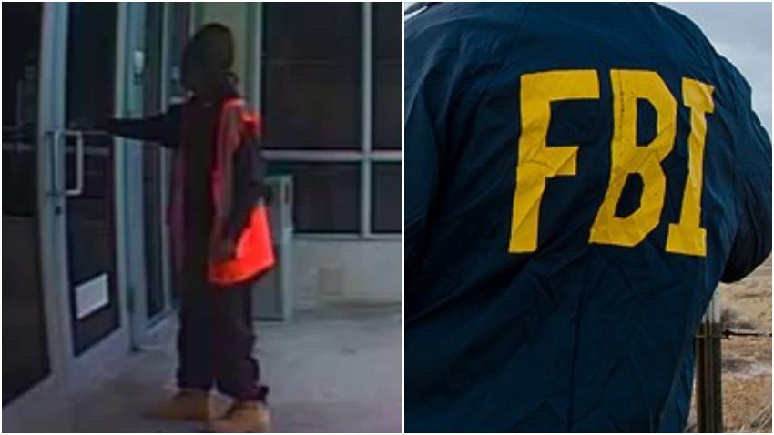 Agentes del FBI buscan a un ladrón de banco en Hialeah
