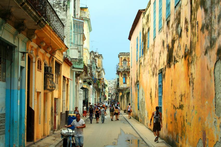 """La Habana Vieja en el puesto 39 de los barrios """"más cool"""" del mundo, según la revista Time Out"""