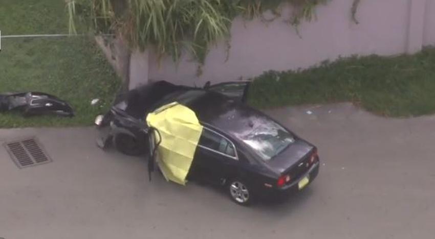 Matan a tiros a un hombre dentro de un vehículo en vecindario de Opa Locka