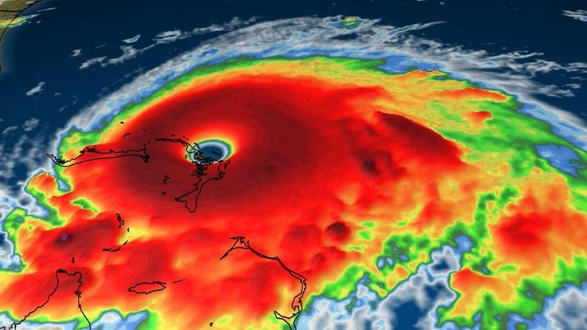 Emiten alerta de huracán para parte de la costa este de la Florida