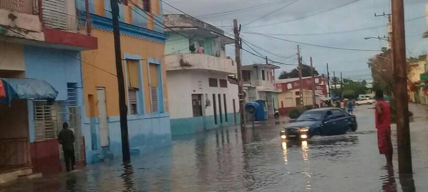 Inundaciones en Bayamo ponen de manifiesto el serio problema del alcantarillado en Cuba