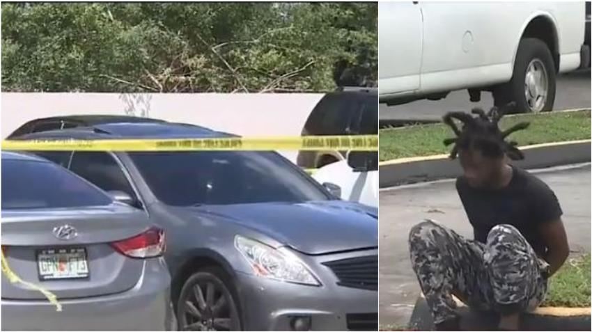 Autoridades investigan incidente de ira en la carretera en la I-95