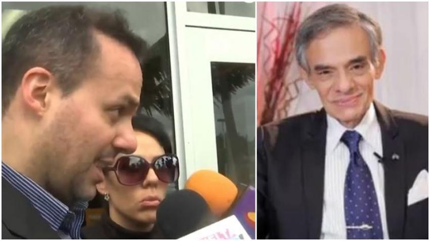 Dos de los hijos de José José piden ayuda a la policía de Miami-Dade para encontrar el cuerpo de su padre