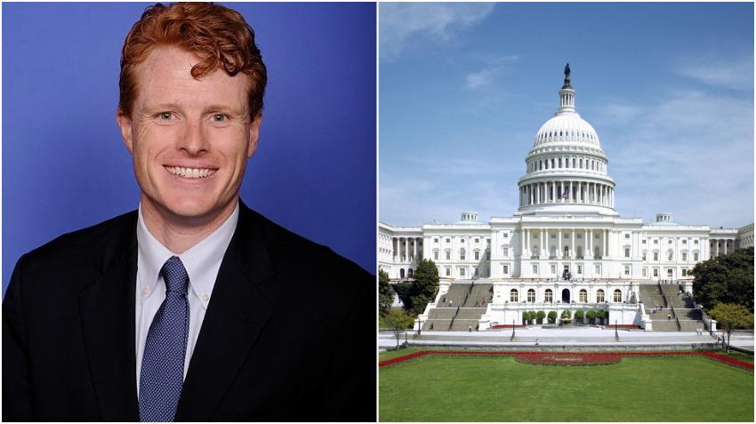 Joe Kennedy III anuncia precandidatura al Senado de EEUU
