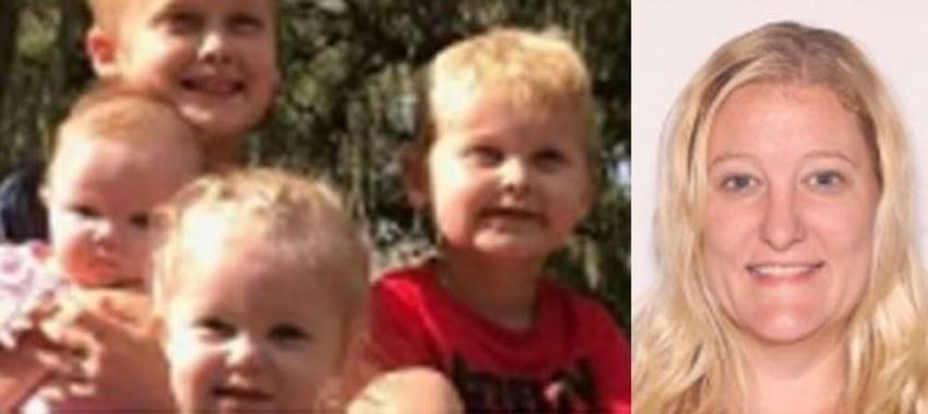 Encuentran los cuerpos de los cuatro niños de Florida reportados desaparecidos junto con su mamá; arrestan al esposo