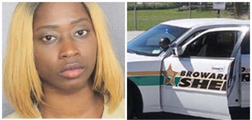 Arrestan a una mujer de Miami que dejó a su hija de 3 años sola en el auto, para trabajar en un club de striptease