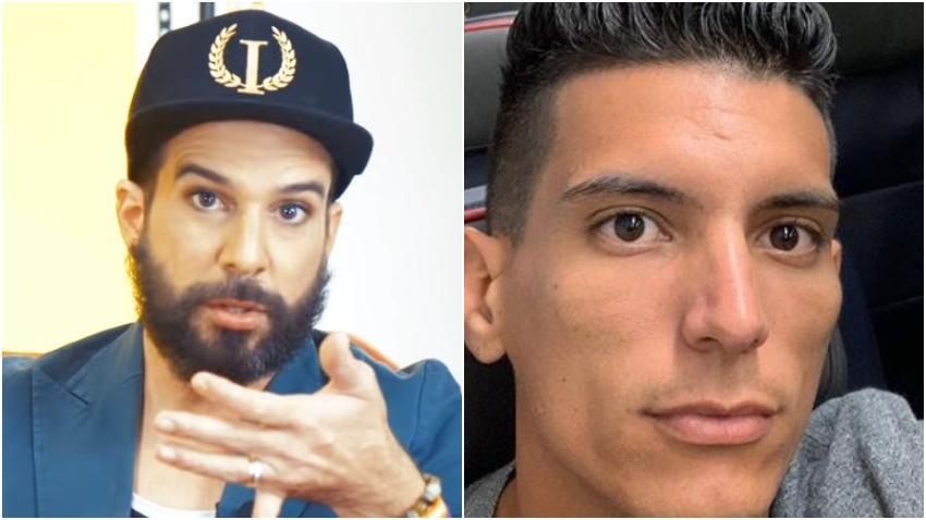 """Presentador cubano Alexander Otaola aclara al polizón cubano: """"En este programa nunca se dijo que eras un espía"""""""