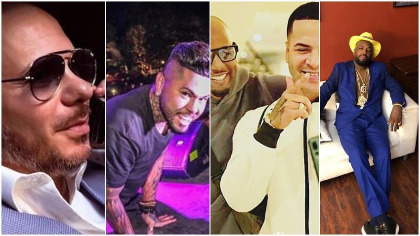 Pitbull estrena tres temas con reguetoneros cubanos: Yomil y el Dany, El Micha y el Chacal