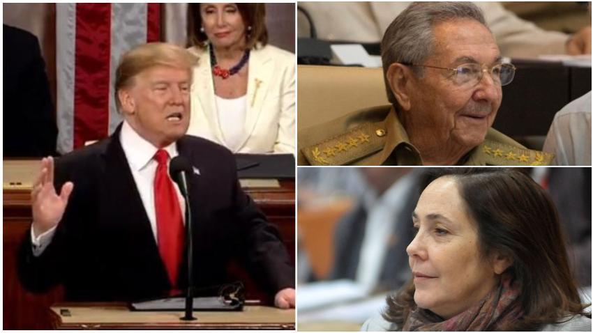 Reacciones ante las sanciones de EEUU a Raúl Castro y a sus hijos